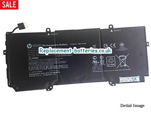 Genuine HP SD03XL HSTNN-IB7K Battery 45Wh in United Kingdom and Ireland
