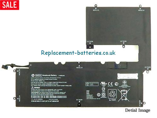 Genuine HP SM03XL HSTNN-IB6O Laptop Battery Pack 50Wh in United Kingdom and Ireland