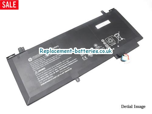 TPN-W110 Battery, 11.1V HP TPN-W110 Battery 32Wh