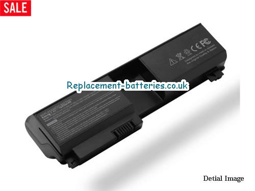 7.4V HP PAVILION TX1308CA Battery 10400mAh
