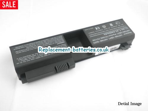7.2V HP PAVILION TX2130EL Battery 5200mAh