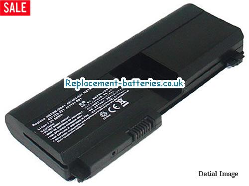 7.2V HP PAVILION TX1308CA Battery 6600mAh
