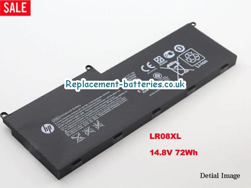 HSTNN-UB3H Battery, 14.8V HP HSTNN-UB3H Battery 72Wh