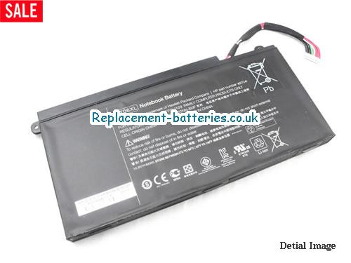 HSTNN-IBPW Battery, 10.8V HP HSTNN-IBPW Battery 86Wh