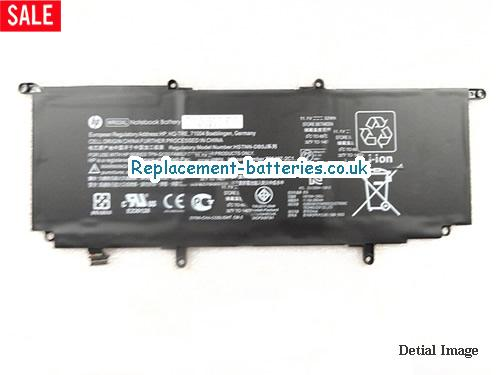 11.1V HP SPLIT 13-M210DX X2 Battery 32Wh