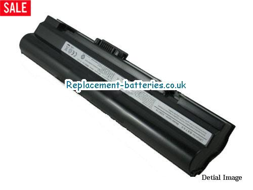 UK 4400mAh Long life laptop battery for Cce JCE JC10,