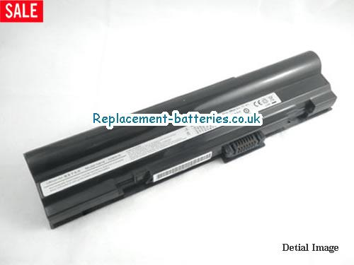 UK 4400mAh Long life laptop battery for Haier SSBS16,