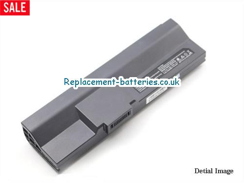 11.1V GENERAL DYNAMICS GOBOOK XR-1 Battery 7200mAh