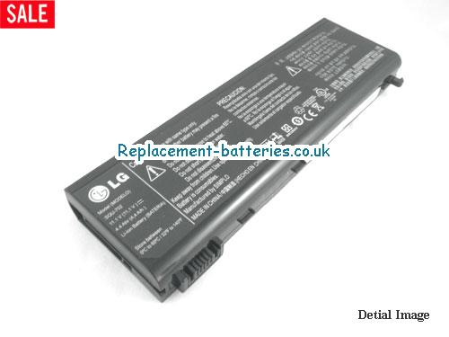 UK 4400mAh Long life laptop battery for Advent 9915w,