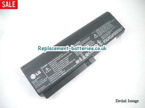 11.1V HASEE HP560 Battery 7200mAh