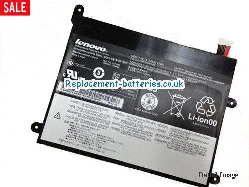 25Wh Genuine Lenovo 42T4963 Battery 42T4964 For ThinkPad 1838 Tablet in United Kingdom and Ireland