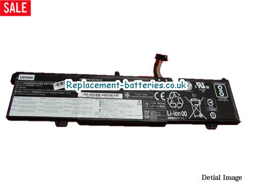 Genuine Lenovo L18C3PF1 Battery 3ICP6/54/90 Rechargerable  Li-Polymer 45Wh in United Kingdom and Ireland