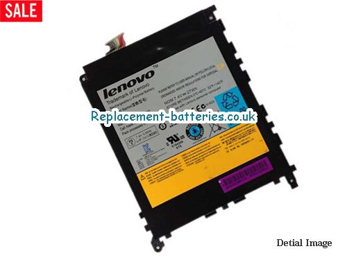 27Wh Genuine Lenovo L10M2121 Battery For IdeaPad K1 Tablet PC in United Kingdom and Ireland