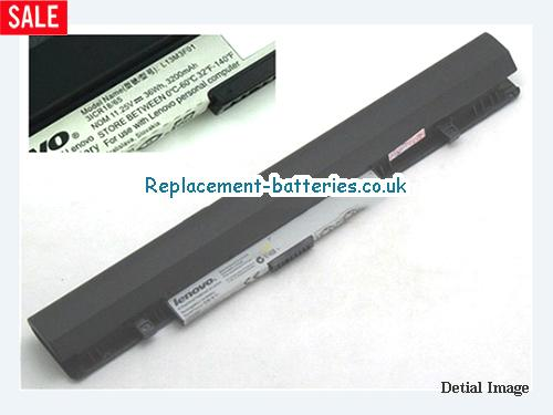 Genuine Lenovo L13M3F01 Battery For IdeaPad S215 S210 Rechargeable in United Kingdom and Ireland