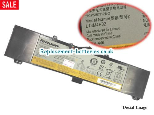 Lenovo L13N4P01 Battery For Y50-70 Series Laptop in United Kingdom and Ireland