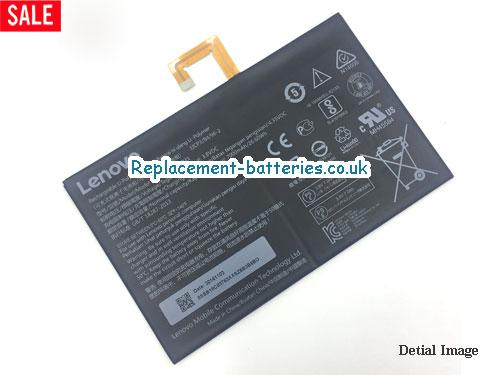 L14D2P31 Battery For Lenovo TAB 2 A10-70 70F Series in United Kingdom and Ireland