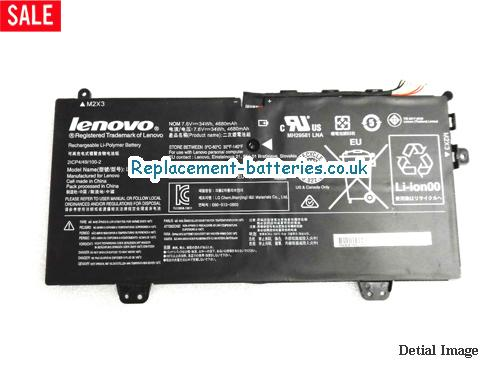 L14L4P71 L14M4P71 Battery For Lenovo Yoga 3 11 Series Laptop in United Kingdom and Ireland