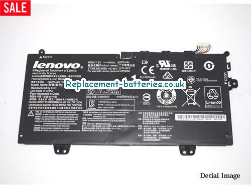 Lenovo L14L4P72 Battery For YOGA 700 Series Laptop in United Kingdom and Ireland