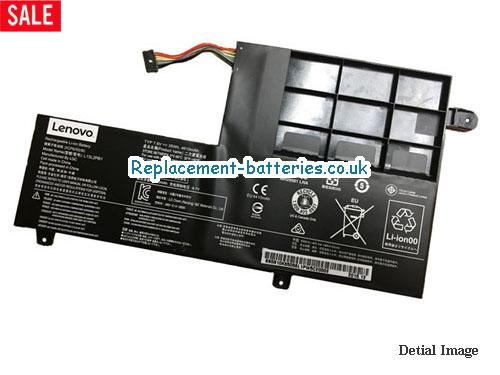 Genuine Lenovo L15L2PB1 L15L2PB1 Battery For YOGA 510 Series in United Kingdom and Ireland