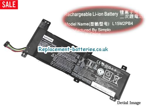 Lenovo L15M2PB4 L15M2PB2  Battery For Chromebook 100s in United Kingdom and Ireland