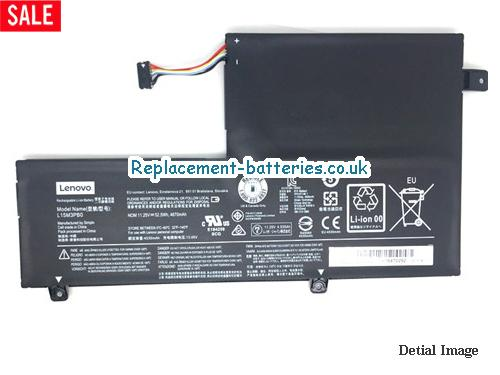 Genuine Lenovo L15M3PB0 Battery For FLEX 41470 Series Laptop in United Kingdom and Ireland