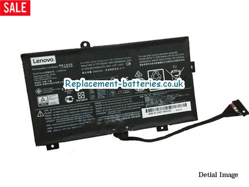 54Wh Genuine Lenovo L16M4PA2 Battery Pack in United Kingdom and Ireland