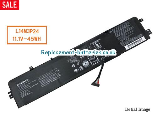 Genuine L16S3P24 Battery For Lenovo R720 xiaoxin700 series Laptop in United Kingdom and Ireland