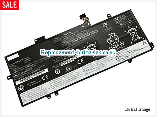 Genuine Lenovo L18L4P71 Battery  02DL004 For X1C 2019 Series 51Wh Li-Polymer  in United Kingdom and Ireland