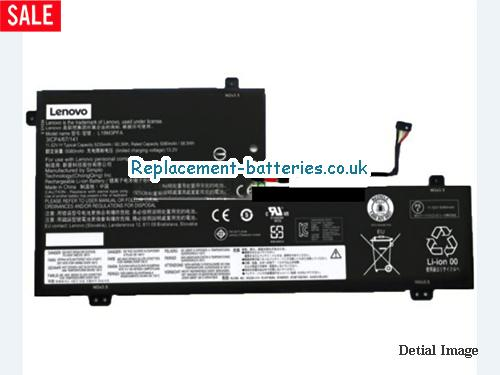 Genuine Lenovo L18M3PFA Battery 5B10T83739 For YOGA C740 Series Rechargerable in United Kingdom and Ireland