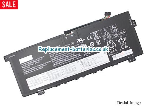 Genuine Lenovo L18M4PE0 Battery Rechargerable For Yoga C740 Series in United Kingdom and Ireland