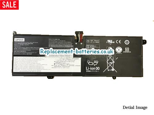 Genuine Lenovo L18M4PH0 Battery 5B10T11586 Li-Polymer 7.68v 60Wh Rechargerable in United Kingdom and Ireland