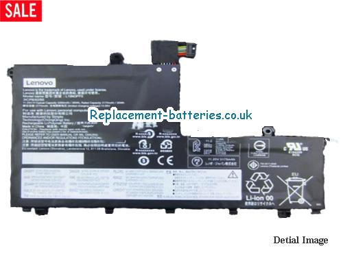 Genuine Lenovo L19M3PF0 Battery Li-Polymer Rechargeable SB10V25234 in United Kingdom and Ireland