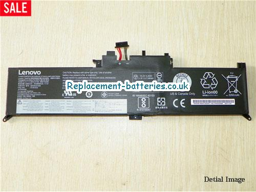 SB10K97589 Battery For lenovo 00HW026 00HW027 Yoga 260 in United Kingdom and Ireland