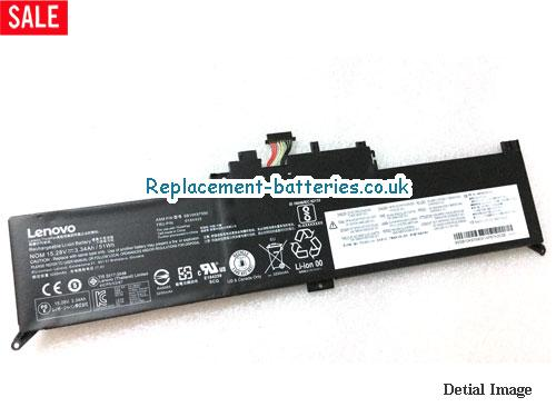 Genuine SB10K97590 01AV433 Battery For Lenovo Yoga 370 series Laptop in United Kingdom and Ireland