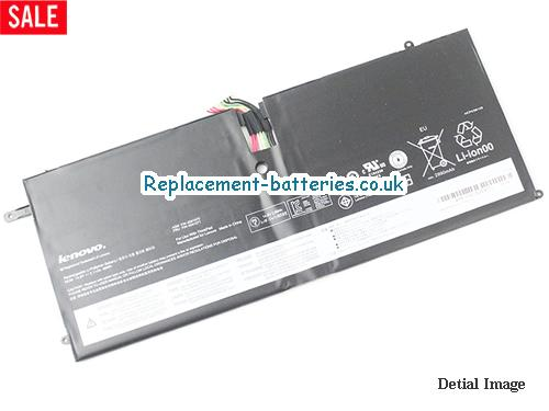 New Genuine Lenovo ThinkPad X1 Carbon Touch Laptop battery ASM 45N1070 FRU P/N 45N1071 14.8V 3.11Ah 46Wh in United Kingdom and Ireland