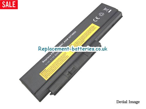 THINKPAD X220 SERIES Battery, 11.1V LENOVO THINKPAD X220 SERIES Battery 5200mAh