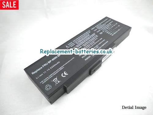 11.1V ADVENT MINOTE 8389 Battery 4400mAh