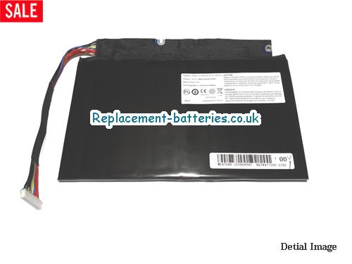 40057161 Battery MEDION 4775920000112S1P0 Li-Polymer 7.4v 35.52Wh in United Kingdom and Ireland