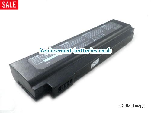 DC07-N1057-05A Battery, 10.8V HASEE DC07-N1057-05A Battery 4300mAh