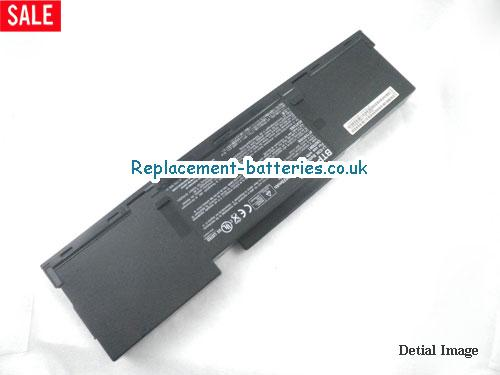 14.8V ACER TRAVELMATE 252ELC Battery 3920mAh
