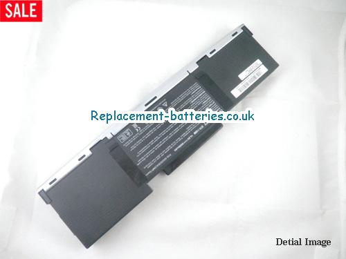 14.8V ACER ASPIRE 1621LC Battery 6600mAh