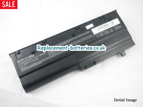Medion Btp C1bm Replacement Battery 9cells 7050mah In