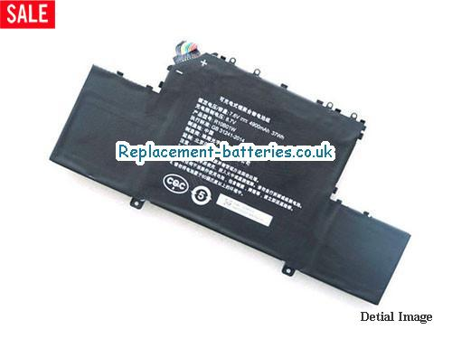 R10B01W Battery For xiaomi Air 12.5 inch laptop in United Kingdom and Ireland