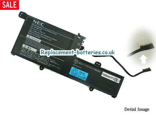 NEC PC-VP-BP120 Battery Li-ion 11.52v PCVPBP120 33Wh in United Kingdom and Ireland