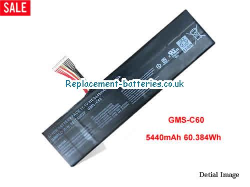 Razer GMS-C60 Battery For Blade R2 17.3 Inch Laptop Li-ion 60.384Wh in United Kingdom and Ireland
