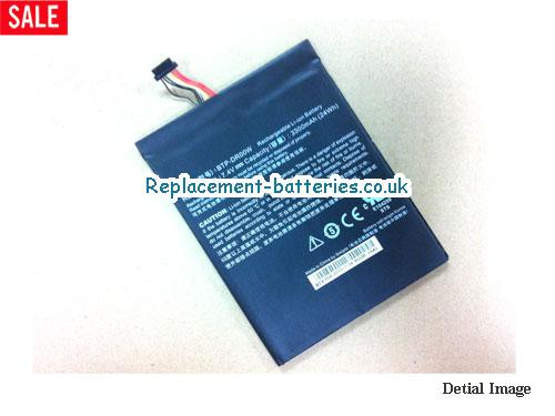 Simplo Btp Dr00w Battery For Vkao 7 4v 3300mah In United