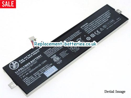 Rechargeable SMP-TVBXXCLF2 Battery For Simplo 2ICP7/47/103 7.4V Li-Polymer 3800mah in United Kingdom and Ireland
