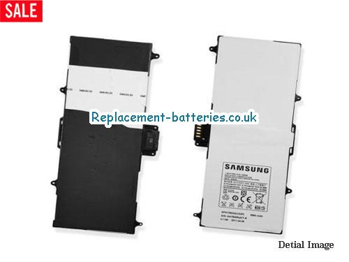 AAcB105aS/T-B Battery For Samsung Galaxy Tab 10.1v GT-P7100 in United Kingdom and Ireland