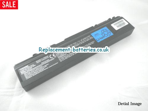 Toshiba PA3356U-3BRS, PABAS071, Satellite A50, A55, U200, U205, Portege M300, S100, Tecra A2 M2 M3 M5 M6 S3 Series Laptop Battery in United Kingdom and Ireland
