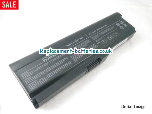PA3817U-1BRS Battery, 10.8V TOSHIBA PA3817U-1BRS Battery 7800mAh